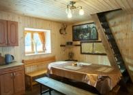Баня Казачий острог Новосибирск, Флора-3 снт, 156