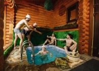 Банная Усадьба Емеля на Окружной Новосибирск, Окружная 29А
