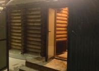 Баня на дровах Банный Острог Новосибирск, Алый Рассвет снт, 2